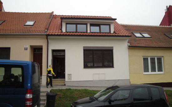 Projekty rodinných domů z projekční kanceláře ve Velkém Meziříčí