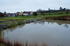 Projektování vodohospodářských staveb - Vysočina - rybník v Zálesné Zhoři