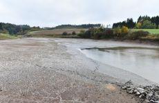 Projekční kancelář IMC Velké Meziříčí - realizace stavby rybníka v Zálesné Zhoři