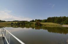 Projekce vodohospodářských staveb Velké Meziříčí - stavba rybníka - Zálesná Zhoř